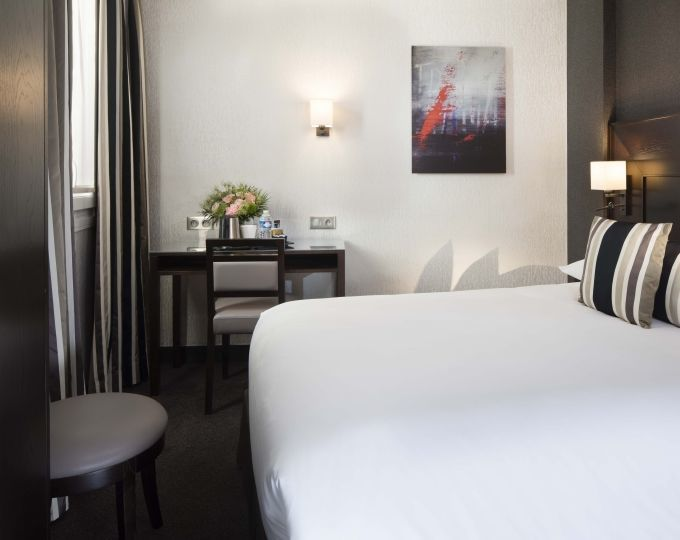 Hotel Albert 1er Paris - Single Room